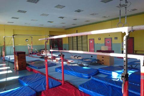 Mersin: Jimnastik Salonu
