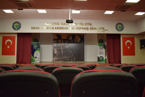 Tiyatro ve Konferans Salonlarımız